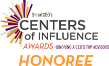 Centers of Influence Awards Honoree logo