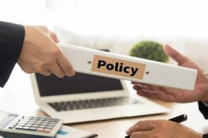 Business policies for employers.